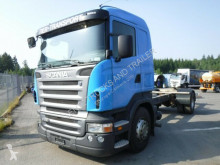 camion Scania R420-EURO4-MANUAL-RETARDER-ANA TACHO