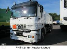 Mercedes Tankfahrzeug