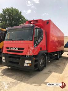 vrachtwagen koelwagen onbekend