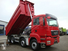 camion MAN 35-400 MANUALE 20M3 TIPPER