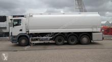 vrachtwagen tank chemicaliën Scania