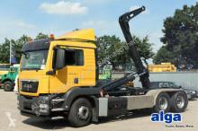 camion MAN 26.480 BL TGS 6x4, Multilift XR21Z56, Intarder
