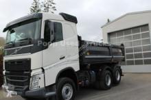 ciężarówka wywrotka trójstronny wyładunek Volvo