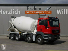 ciężarówka MAN TGS 32.400 BB, 9 m³ Stetter, Klima ! 165 Tsd. !