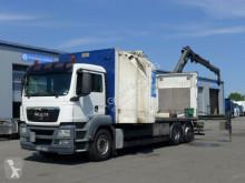 camion MAN TGS 26.400*Euro 5*Hiab 144 BS-2 Hidou*Kran*6x2*