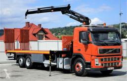 camion Volvo FM9 300 Abschleppwagen 8,90m + Kran *6x2*