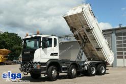 camion Scania G 450 CB, 8x4, nur 95 Tkm., Bordmatik, Retarder!
