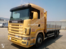 camion Scania 124 LB 420