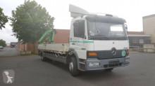 грузовик не указано MERCEDES-BENZ - 1220 Pritsche mit Kran
