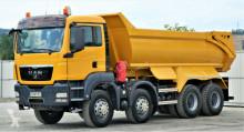 ciężarówka wywrotka MAN