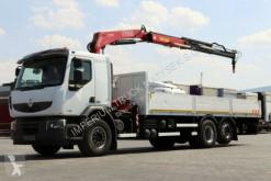 camion Renault KERAX 370 DXI / 6X2 / CRANE FASSI F150/ L: 7,5 M