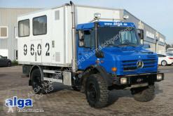 camion Unimog U 4000/Werkstatt/Service/AHK/3x auf Lager!