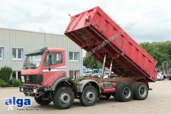 camion Mercedes 3535 K 8x4/Meiller/Stahl/Schalter/Dif