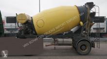 ciężarówka betonomieszarka Albaret