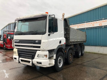 camion DAF FAD 85-430CF KIPPER (EURO 2 / FULL STEEL SUSPENSION / REDUCTION AXLES / ZF16 MANUAL GEARBOX)