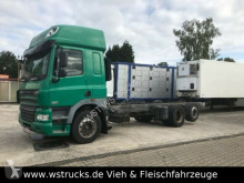 camion DAF CF 85/460 SC FAN Fahrgestell