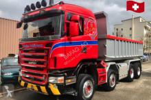 camion Scania R500 CB 8x4