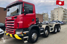 camion Scania G 440 CB 8x4