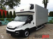 Iveco DAILY35S15 PLANDEKA 10 PALET WEBASTO KLIMATYZACJA TEMPOMAT SERW truck