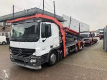 vrachtwagen autotransporter Mercedes