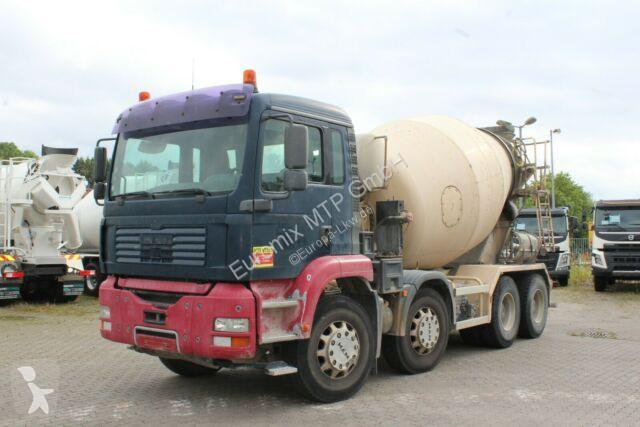 Vedere le foto Camion MAN TGA 32410 8X4