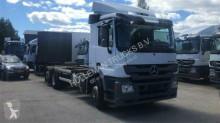vrachtwagen chassis onbekend