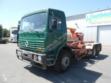 Renault G330 - 8 roues / 8 tyres truck