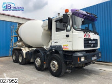 camion MAN 35 364 EURO 2, Manual, Liebherr, Steel suspension, Hub reduction