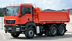 camião MAN TGS 26.440 Dreiseitenkipper 4,70m * 6x4!