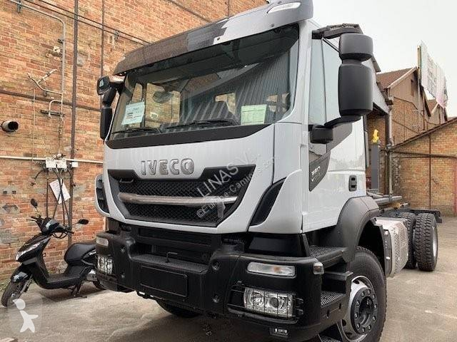 New Iveco Stralis chassis truck 4x2 Diesel - n°3386378