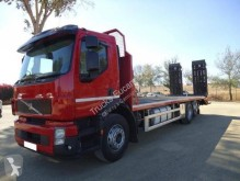 camión portamáquinas usado