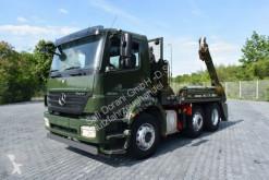 camion Mercedes Axor 2533 Absetzkipper GERGEN 6x2