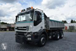 ciężarówka wywrotka trójstronny wyładunek Iveco