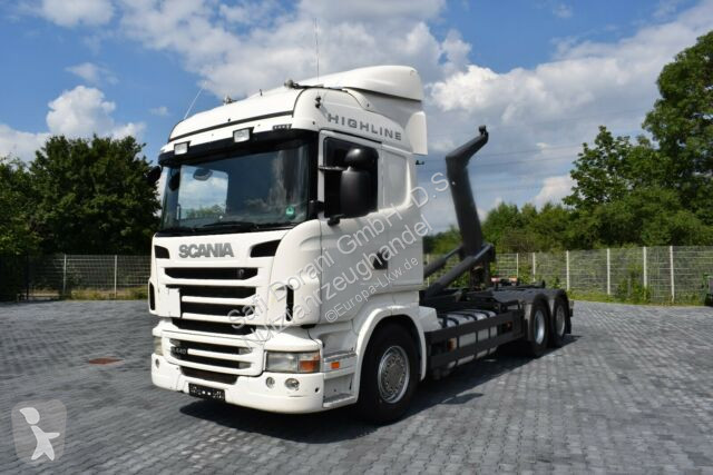 Scania truck GERMANY, 98 ads of used Scania truck GERMANY