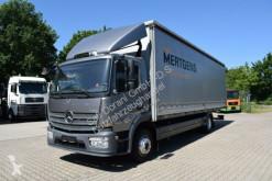 camion Mercedes Atego 1223 Pritsche Plane 8,50m Länge 4x2