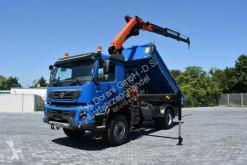 camion Volvo FM460 3-S.Kipper m. PK18002 3x hydr Winde 4x4