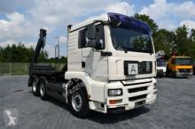 камион MAN 26.440 Absetzkipper MEILLER