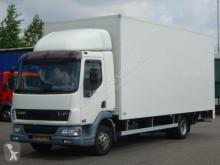 camion DAF 45 LF 180 KOFFER MIT LBW