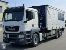 камион MAN TGS 26.400*Euro 5*Hiab 144 BS-2 Hidou*Kran*ADR