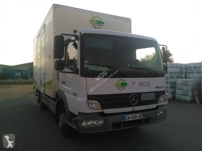 View images Mercedes Atego  truck