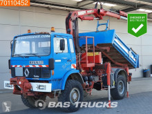 camion Renault 110 150 Manual Big-Axle Steelsuspension HMF A102 K2-B2.