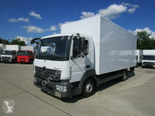 Mercedes ATEGO IV 818 L Koffer 6,10 m LBW 1 T*AHK*Klima truck