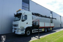 vrachtwagen platte bak boorden Renault