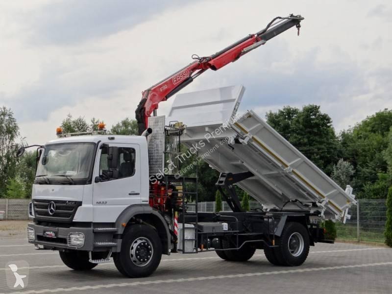 Used trucks FRANCE Gear shift