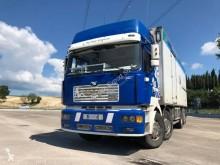 ciężarówka chłodnia MAN