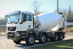 camion MAN TGS 41430 8X4 EuromixMTP 10m³
