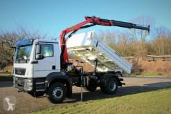 camion MAN TGM 18.320 4x4 / Palfinger PK 11001
