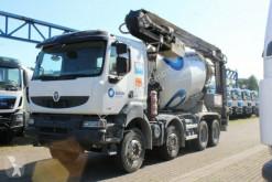 Renault concrete mixer truck