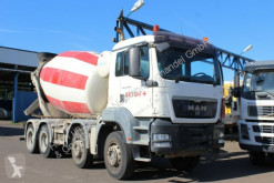 camion MAN TGS 35440 8X4 Stetter 9m EURO 5