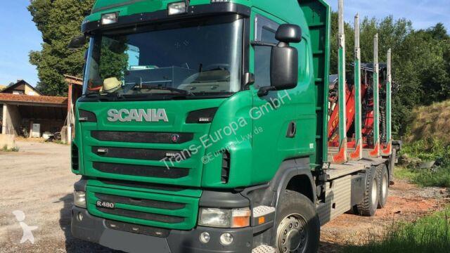 Used Scania trucks GERMANY